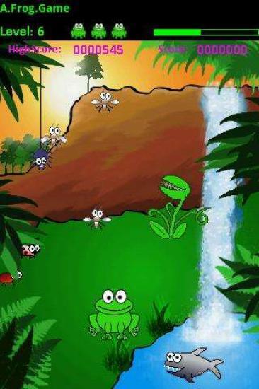 青蛙游戏A Frog Game Demo v3.40