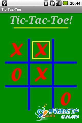 玩免費棋類遊戲APP|下載Tic-Tac-Toe app不用錢|硬是要APP