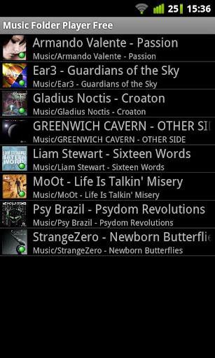 音乐文件夹播放 Music Folder Player Donate