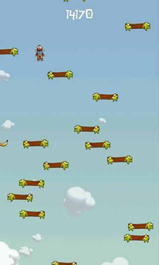 猴子跳跳跳
