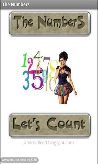 数字游戏 The Numbers