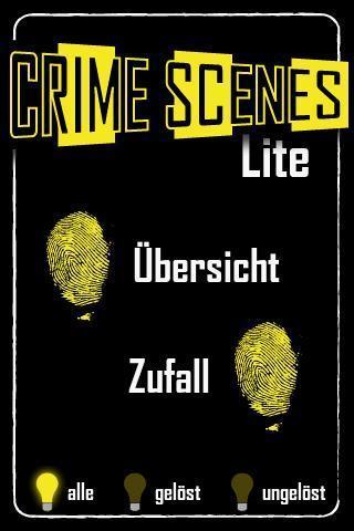 罪案现场 Crime Scenes Lite