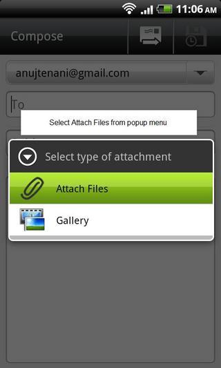 Gmail 附件 Gmail Attachments