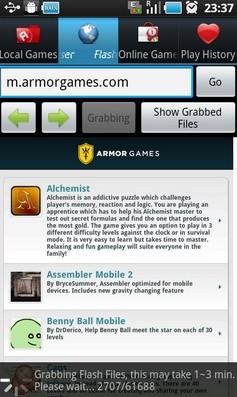 Flash游戏盒子(Flash Game Box)