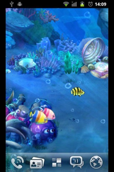 海底世界-海洋动态壁纸