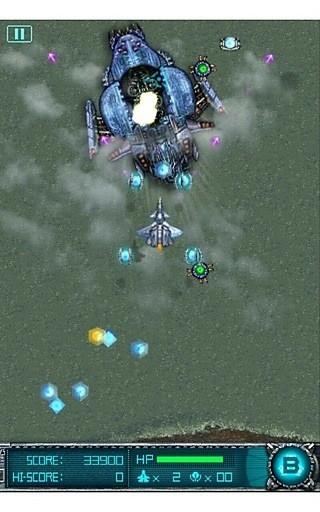 雷神战机:决战异形