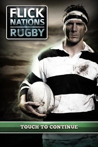 国际橄榄球 Flick Nations Rugby