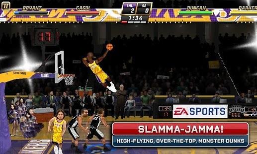 NBA嘉年华 NBA JAM