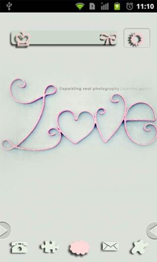 LOVE爱--桌面主题