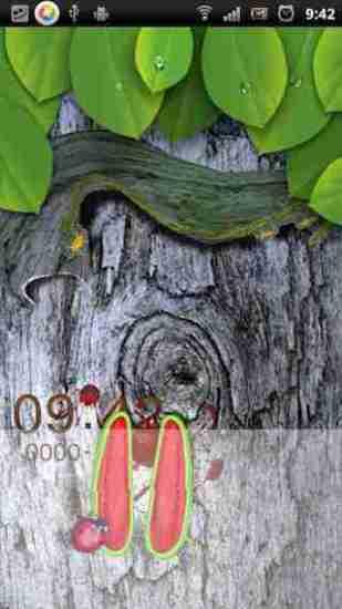 3D虫子-GO锁屏主题