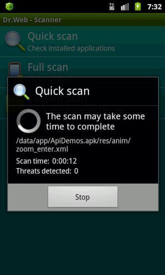 【免費程式庫與試用程式App】大蜘蛛杀毒软件-APP點子