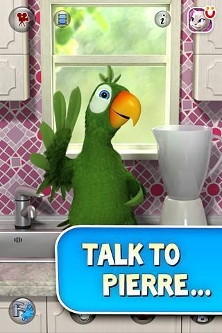 会说话的皮埃尔 Talking Pierre