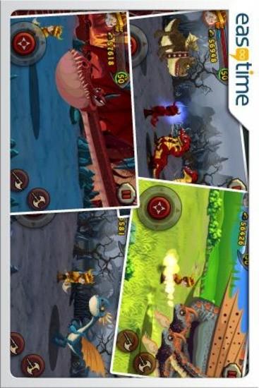 极速猎人-淘米网 - 2125小游戏