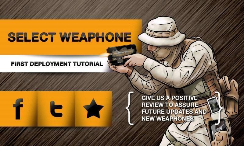 真实武器模拟器 Weaphones: Firearms Simulator