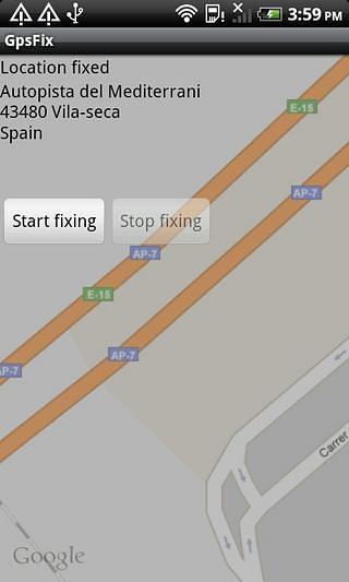 GPS校准器