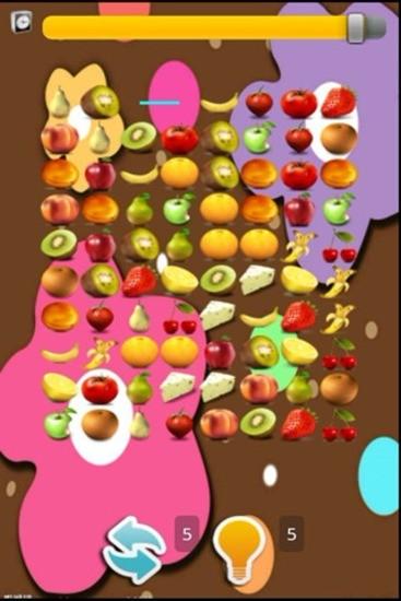 可爱水果连连看