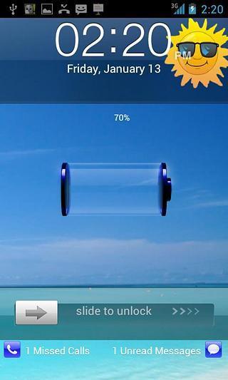 玩休閒App|GO海滩锁屏免費|APP試玩