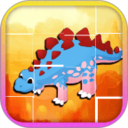 恐龙儿童拼图安卓版(apk)