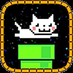 跳躍小貓咪圖標