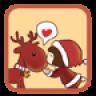 圣诞驯鹿可爱主题安卓版