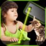 激光猫玩具模拟器