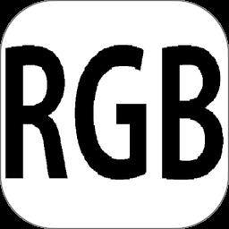 RGB颜色Palette - RGB Palette ,三种基本颜色的光、色组合,创造