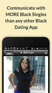 black dating network free