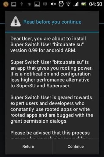 super user / su