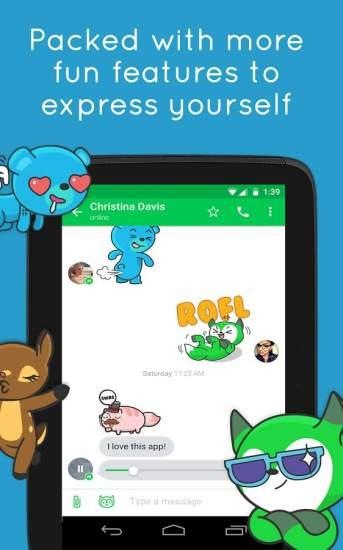 Nextplus Free SMS Text M