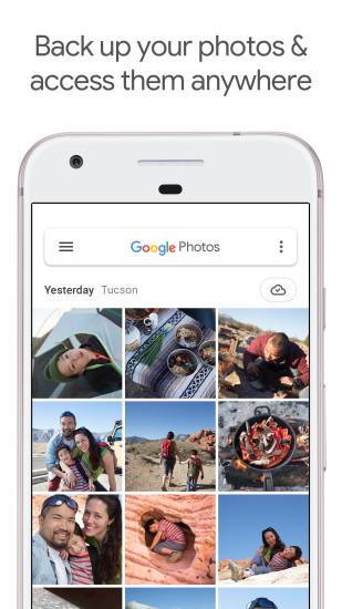 Google Photos安卓版高清截图