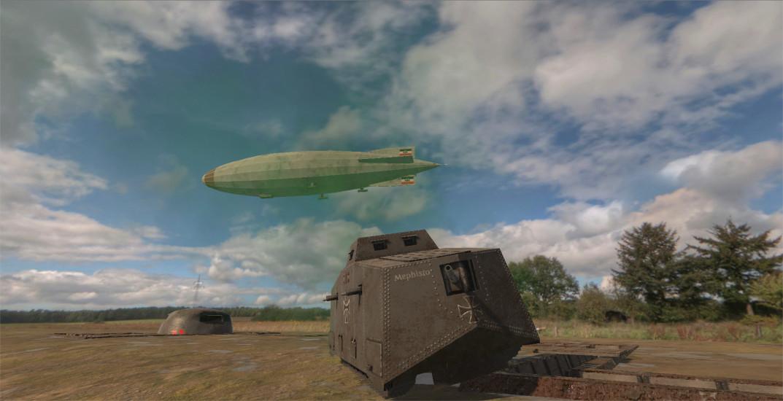 Tankwar坦克战安卓版高清截图