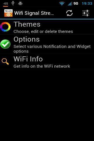 WIFI Signal Widget安卓版高清截图