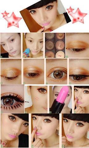 化妆设计教程安卓版高清截图