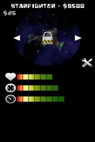 3D太空攻击安卓版高清截图