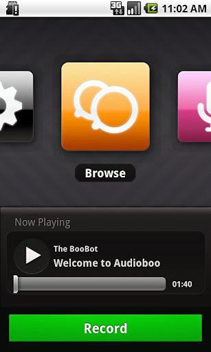 Audioboo安卓版高清截图