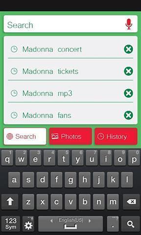 搜索小工具安卓版高清截图