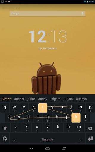 O键盘安卓版高清截图