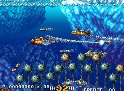 深海追踪安卓版高清截图
