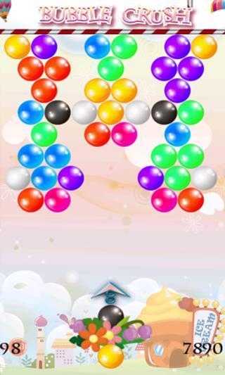 泡泡粉碎者安卓版高清截图