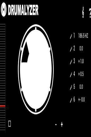 鼓调谐器安卓版高清截图