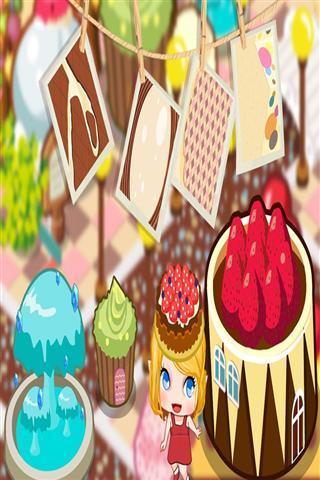 蛋糕小镇安卓版高清截图