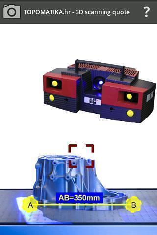 3D扫描TOPO报价安卓版高清截图