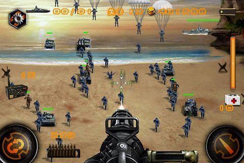 火线防御战安卓版高清截图
