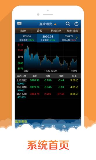 申万宏源赢家理财高端版安卓版高清截图