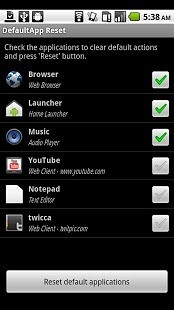 默认程序重置安卓版高清截图