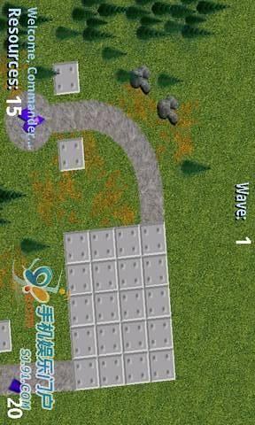 3D偷金者塔防安卓版高清截图