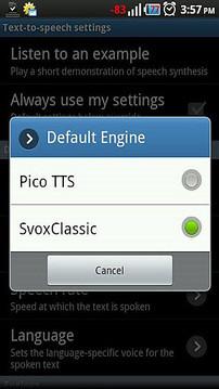 SVOX语音插件安卓版高清截图