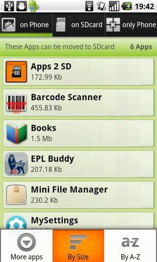 应用转移器安卓版高清截图