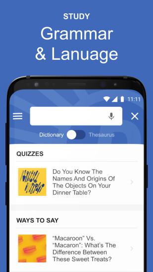 Dictionary安卓版高清截图