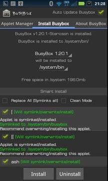 BusyBox Pro Linux工具箱安卓版高清截图